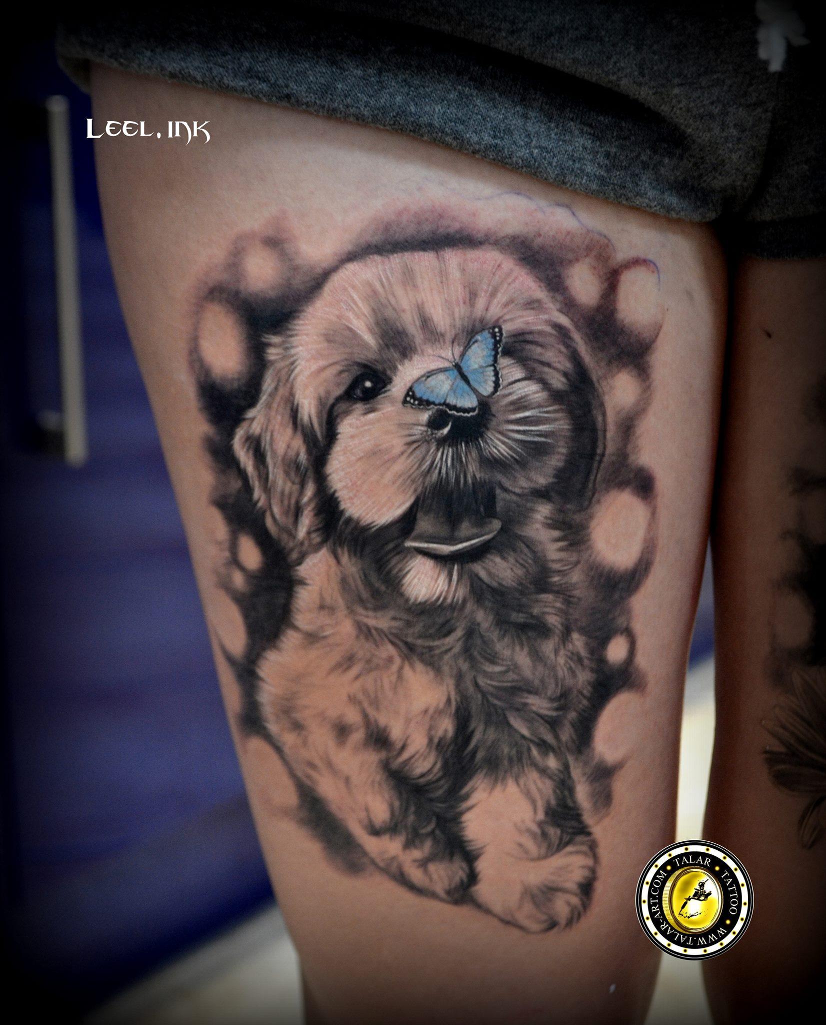 Liliya Tattoo Talar